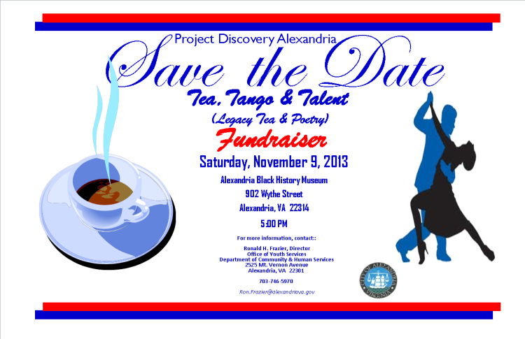 Save the Date Mailer Page 1